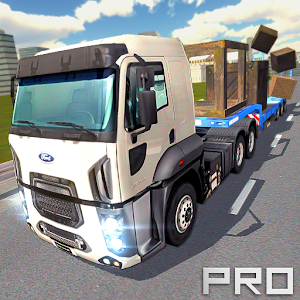Truck Driver Simulator Pro For PC (Windows / Mac)