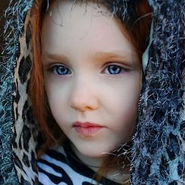 Timeless Beautiful by Cheryl Korotky - Babies & Children Child Portraits