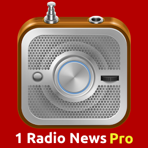 1 Radio News Pro: More Features and Shows, No Ads For PC