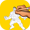 Download How to Draw Hulk APK on PC