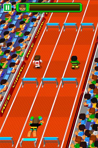 One Tap Hurdles 2016 - screenshot