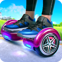 Hoverboard Rush For PC
