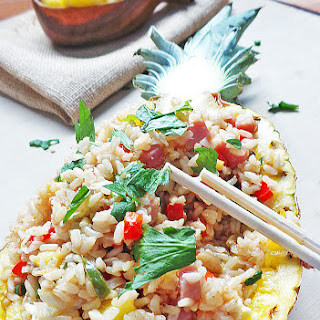 Hawaiian Pineapple Fried Rice Recipes