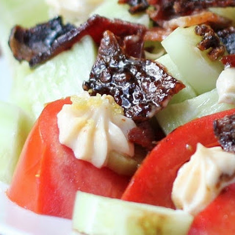 Sweet and Savory BLT Salad
