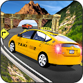 Game Crazy Taxi Mountain Driver 3D APK for Kindle