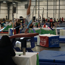 the gymnastics state championships by Jon Radtke - Sports & Fitness Other Sports ( the gymnastics state championships )