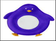 Все для Ванной - Подставка для мыла - Пингвинчик