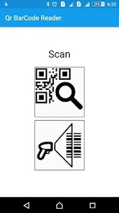 QR & Barcode Reader - screenshot
