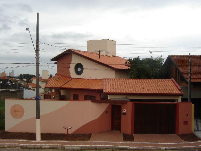 Casa residencial à venda, Condomínio Residencial Triângulo, Campinas.