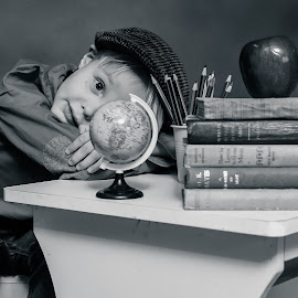 by Pierre Vee - Black & White Portraits & People