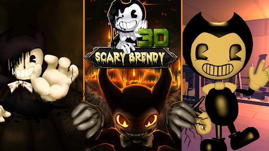 Scary Bendy Neighbor Simulator - Bendy Games 2018