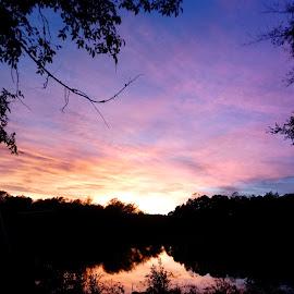 by Barbara Boyte - Landscapes Sunsets & Sunrises