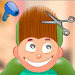 Child Game / hair cut Icon