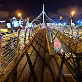 petah tikva by Joel Adolfo  - Buildings & Architecture Bridges & Suspended Structures ( buildings&architecture, other exteriors )