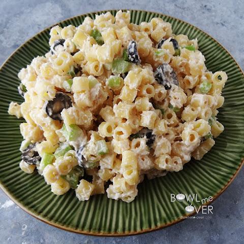 10 best low calorie tuna pasta salad recipes yummly for Tuna fish salad calories