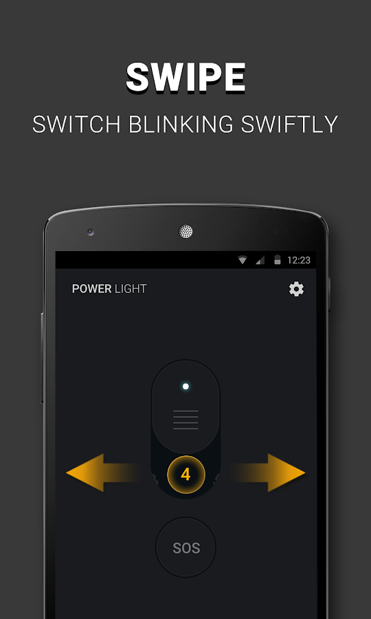 Power Light - Flashlight LED Screenshot 1