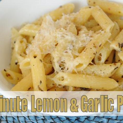 10 Best Vegan Lemon Garlic Pasta Recipes | Yummly