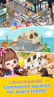 App LINE PLAY - Your Avatar World apk for kindle fire