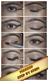 Tips original makeup - screenshot
