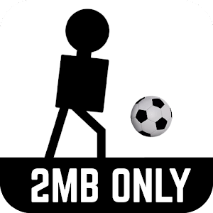 World's smallest android football game with global ranking and online gameplay APK Icon