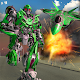 Future Airplane Robot Transform Jet Wars