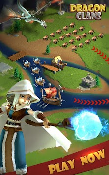 Dragon Clans APK screenshot thumbnail 6