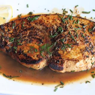 Swordfish Lemon Butter Sauce Recipes