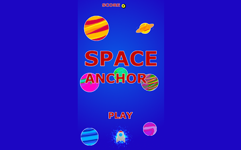 Space Anchor - screenshot