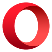 Opera Browser - Latest News APK Icon