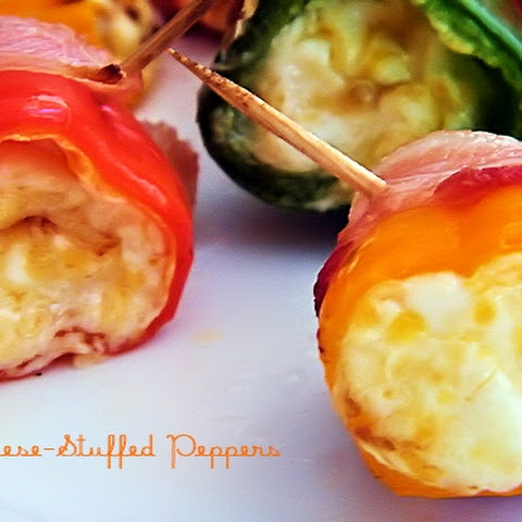 Cheese-Stuffed Peppers