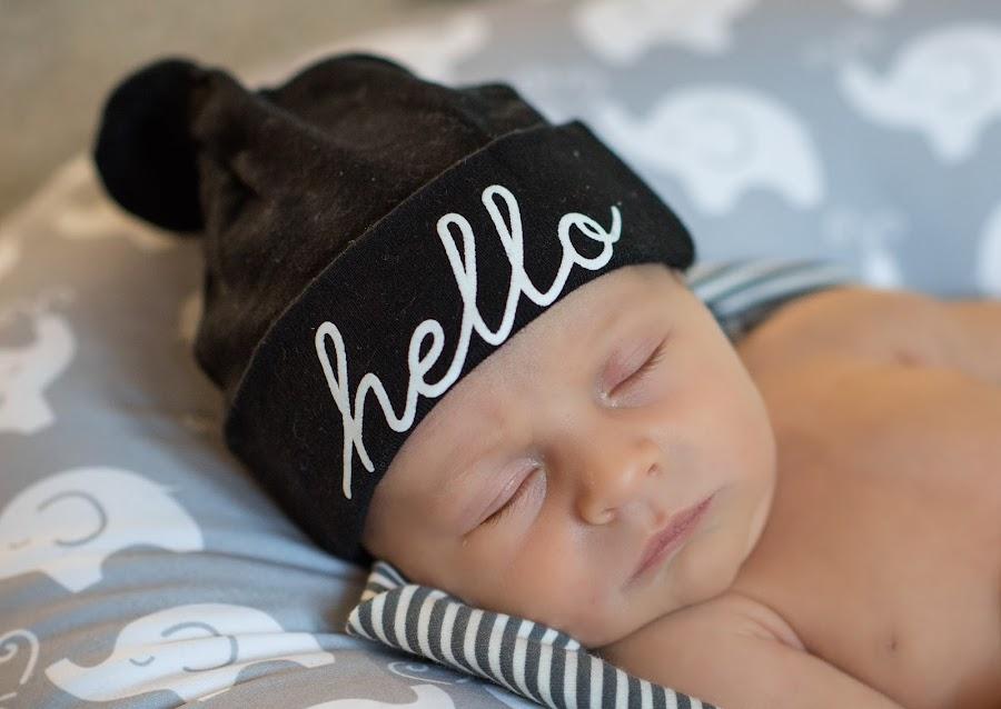 Hello World by Linda Karlin - Babies & Children Babies ( babies, newborn,  )