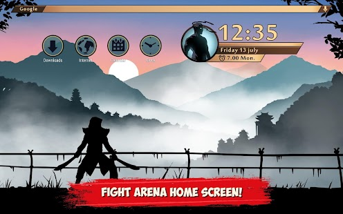 Shadow Fight 2 Theme