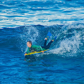 Surfing12 by Mark Holden - Sports & Fitness Surfing