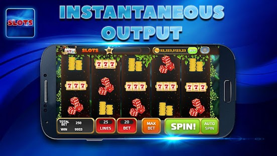 Gaming machines and slots online