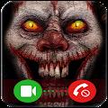 Killer Clown Video Call APK for Bluestacks