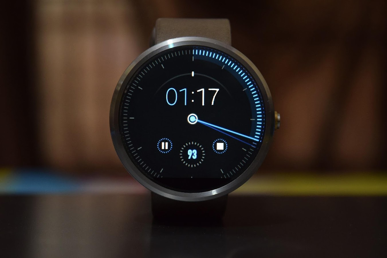 Minimus Interactive Watch Face Screenshot 18