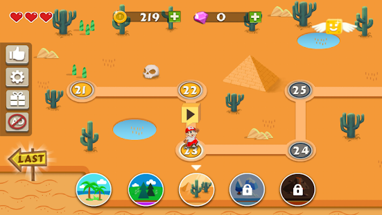 Game Jungle World of Ted Adventure apk for kindle fire
