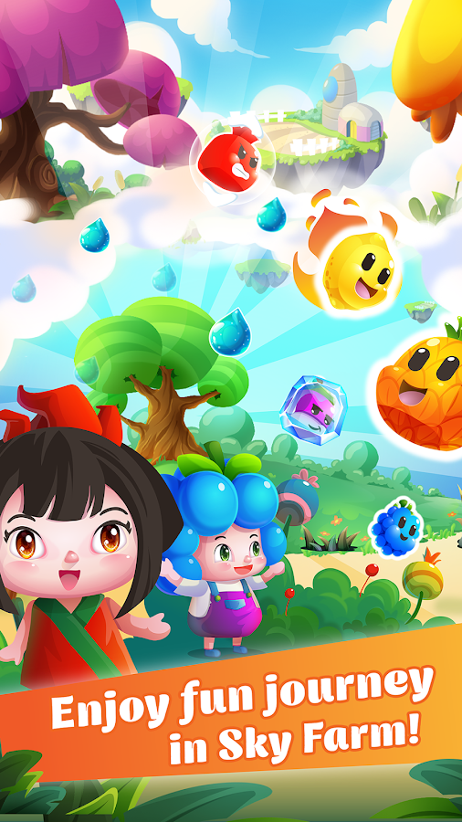 Fruit Cartoon: Früchte spiel android spiele download