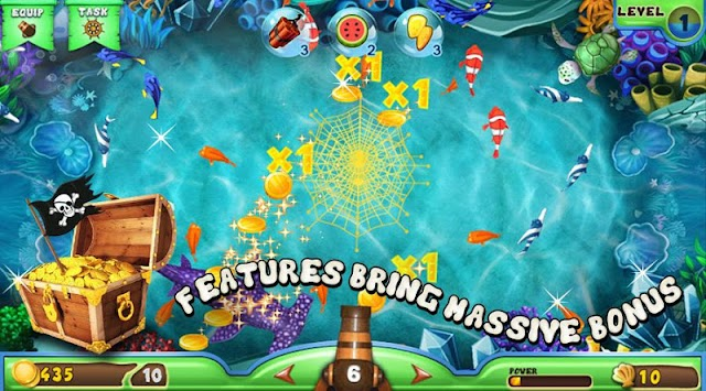 Fish Shooting - Fish Hunter - Fish Shooter APK screenshot thumbnail 7