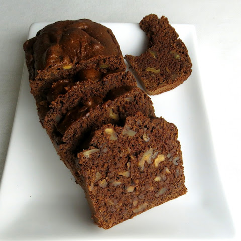 Paleo Chocolate Zucchini Bread (Low-Carb, Dairy & Gluten-Free)
