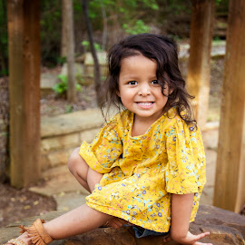 Shes Tarzan by Stephanie Halley - Babies & Children Children Candids