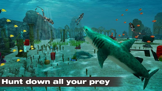 Shark Simulator 2019 for pc