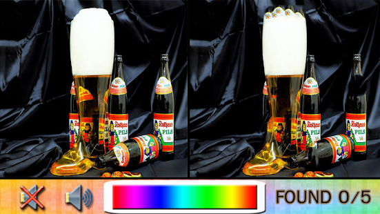 Find Difference beverage - screenshot