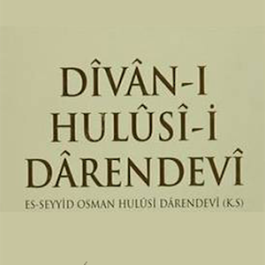 Download Divân-ı Hulûsi-î Darendevî For PC Windows and Mac