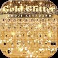 App Gold Glitter Emoji Keyboard APK for Windows Phone