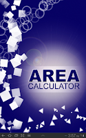 Screenshot of Area Calculator