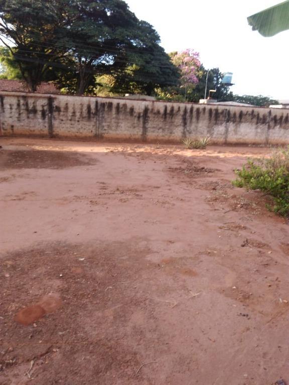 Terreno à venda, 4197 m² por R$ 540.000,00 - Indianópolis - Uberaba/MG