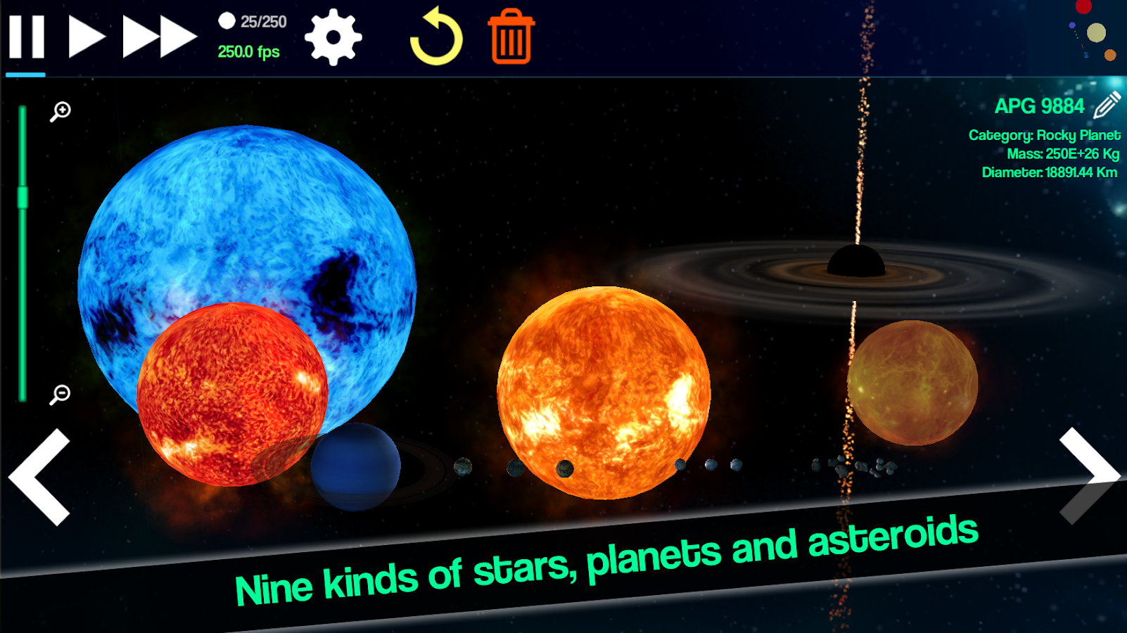 Planet Genesis Screenshot 4