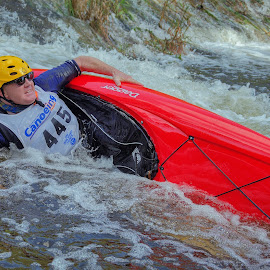 Roll Over by Kevin Ward - Sports & Fitness Watersports