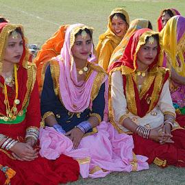 Miss Punjab [Village Beauty] Pageant.2009 by Rakesh Syal - People Fashion
